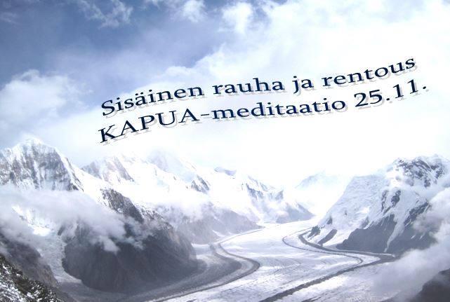 Meditaatio Helsinki
